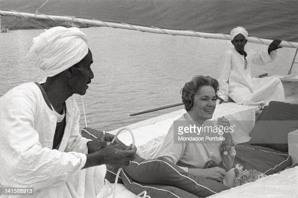 Begum Om Habibeh Aga Khan Three Years After The Death Of ...