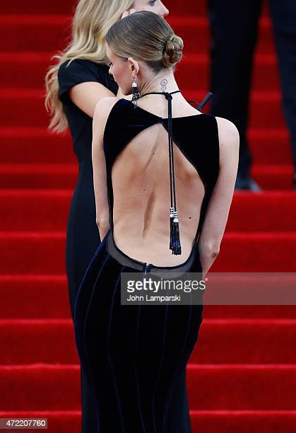 Behati Prinsloo attends 'China Through The Looking Glass' Costume Institute Benefit Gala at Metropolitan Museum of Art on May 4 2015 in New York City
