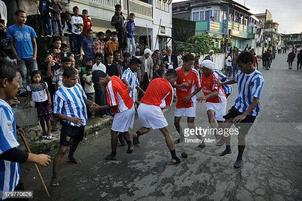 Behdienkhlam festival in Meghalaya, India