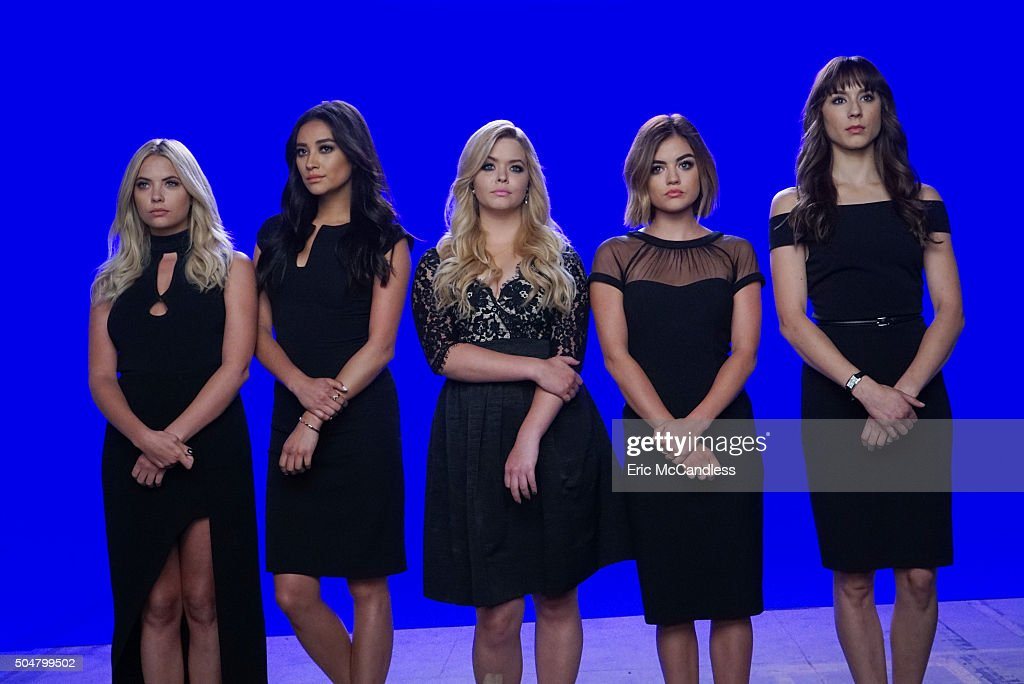 Freeform S Pretty Little Liars Season Six Getty Images