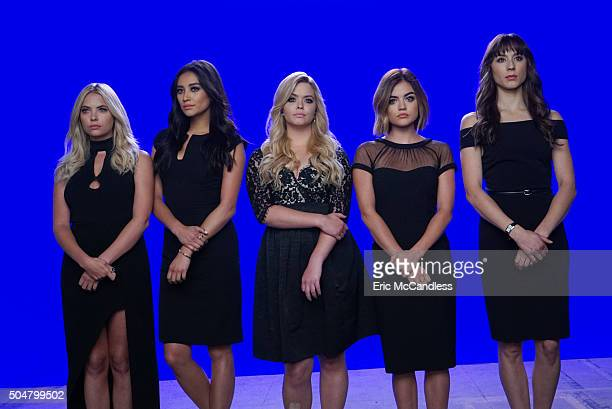 LIARS Behind the scenes of the filming of the Pretty Little Liars new opening titles âPretty Little Liars❠premieres January 12 at 8/7c on Freeform...