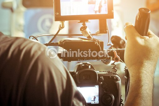 behind the scenes : Stock Photo