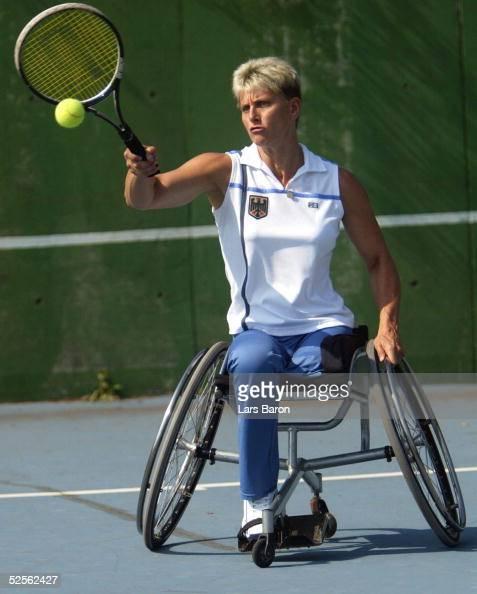 Behindertensport/Tennis: Feature 2004 Pictures