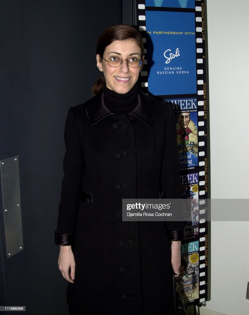 Behnaz Sarafpour during The Week presents the Grand Classics screening of 'Darling' hosted by Sofia Coppola at Soho House in New York City New York...