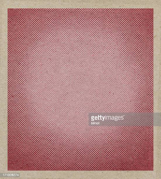 beige antique paper with halftone