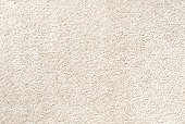 Overhead View of Light Brown Color Carpet