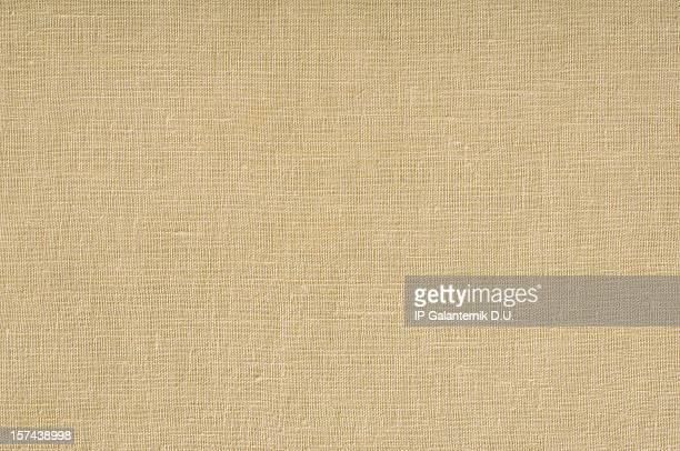 Beige linen canvas texture.