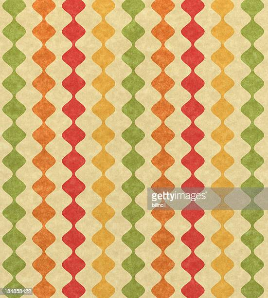 beige paper with ornament design