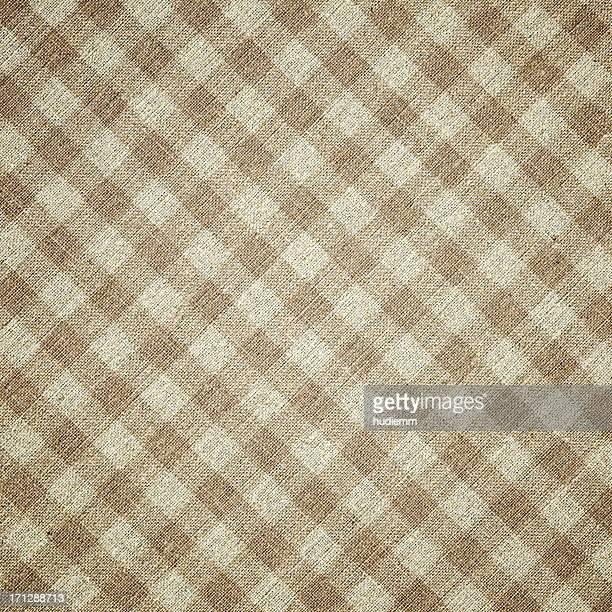 Tissu écossais Beige