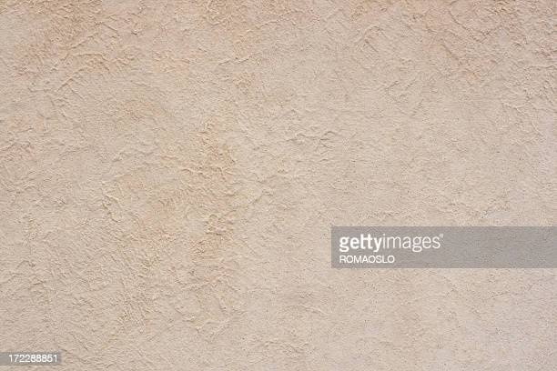 Beige Römischen Mauer Textur Hintergrund, Rom, Italien