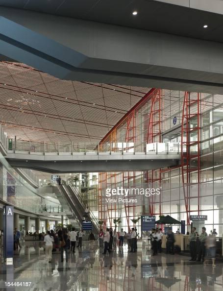 Beijing Capital International Airport Beijing China Architect Foster And Partners Beijing Capital International Airport Foster And Partners...
