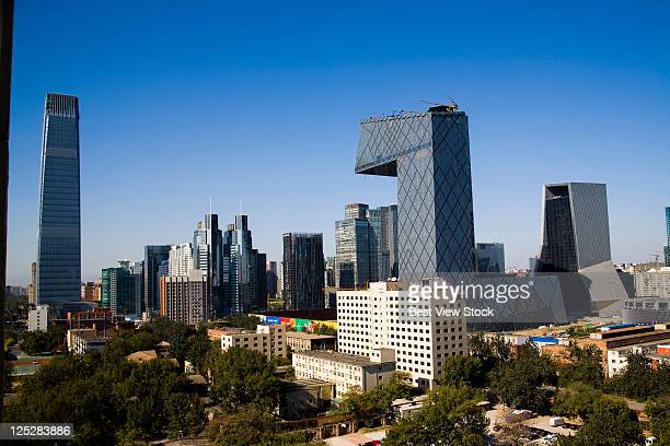 Beijing CBD,
