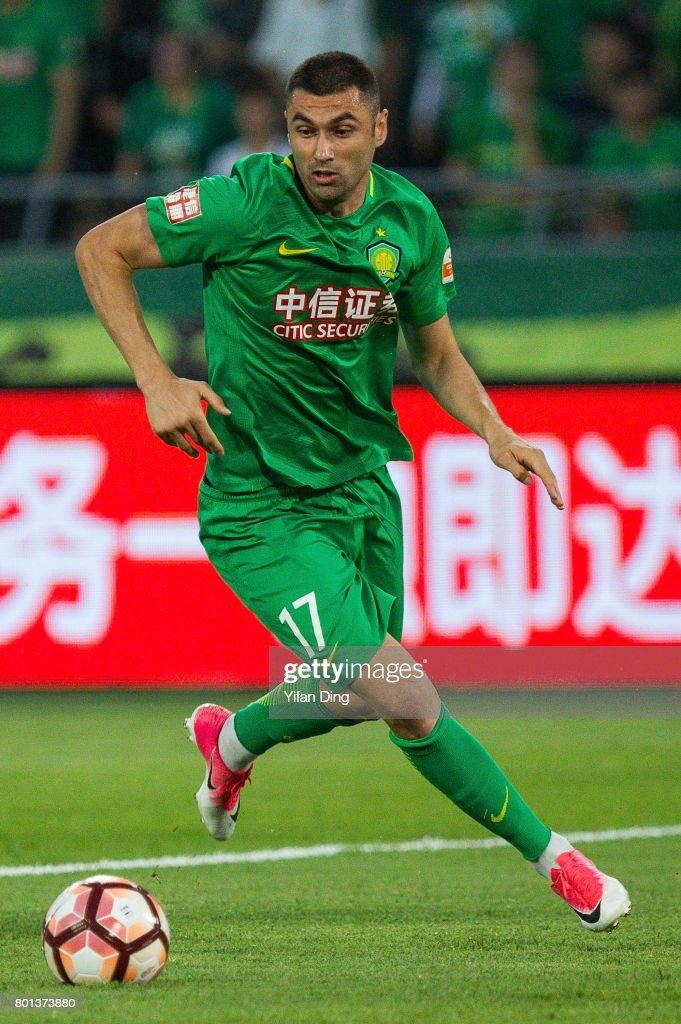 Chinese Super League - Beijing Guoan v Jiangsu Suning