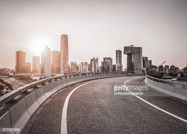 Beijing highway