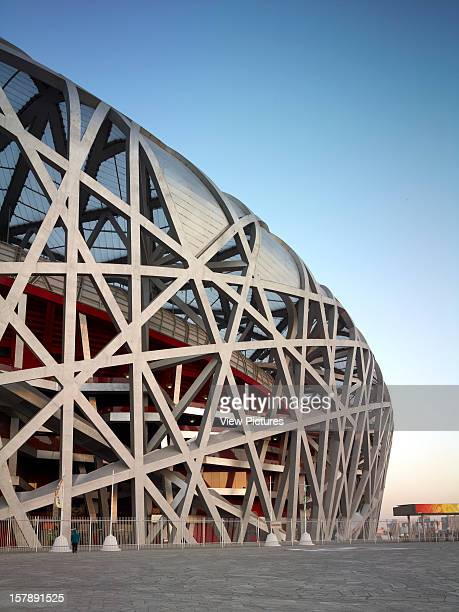 Beijing National Stadium Birds Nest Beijing China Architect Herzog De Meuron Beijing National Stadium Birds Nest Herzog De Meuron Beijing China...