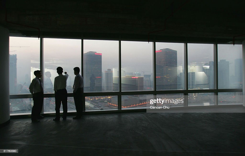 Beijing Streets Crowded Despite Improvements : Stock Photo