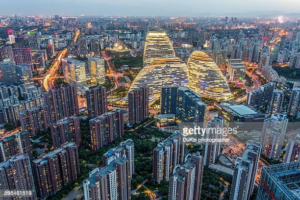 Beijing Wangjing Soho