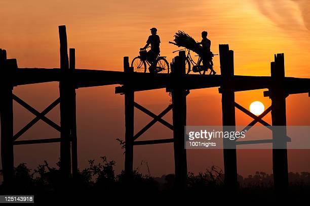 Bein Bridge, Myanmar