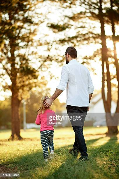 Being a loving father…the greatest measure of a man