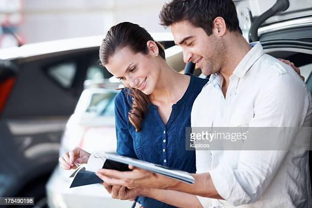 Being informed is key when buying a car