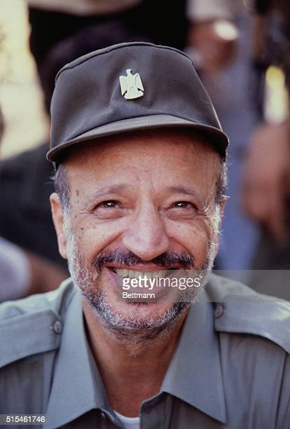 Palestinian guerilla chief Yasser Arafat sent out urgent appeals 11/21 for international help in ending the fighting in Tripoli