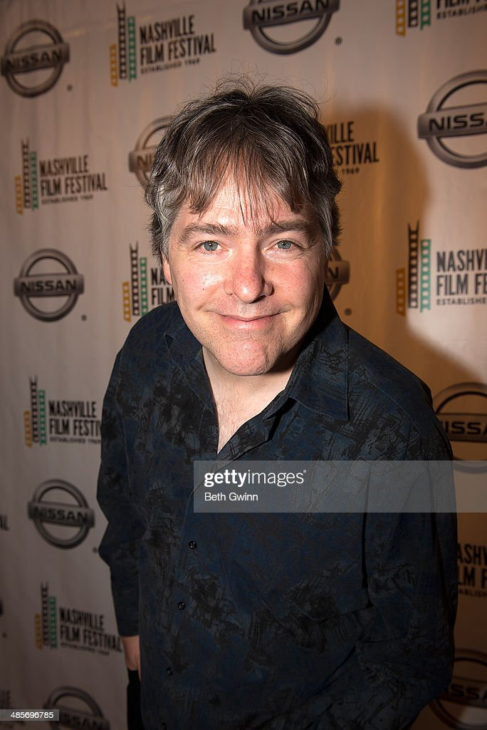 <a gi-track='captionPersonalityLinkClicked' href=/galleries/search?phrase=Bela+Fleck&family=editorial&specificpeople=855682 ng-click='$event.stopPropagation()'>Bela Fleck</a> attends day 3 of the 2014 Nashville Film Festival at Regal Green Hills on April 19, 2014 in Nashville, Tennessee.