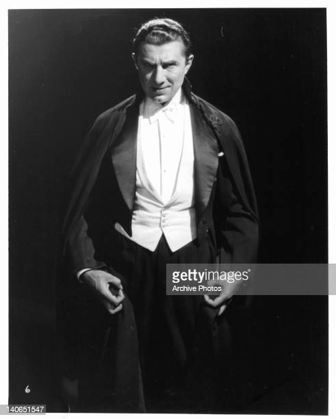 Bela Lugosi as Count Dracula in a scene from the film 'Dracula' 1931