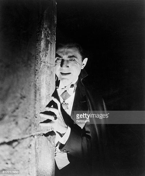 Bela Lugosi is shown in a still publicizing the 1931 Universal Studios film Dracula An unknown Hungarian actor Lugosi had played Dracula for a year...