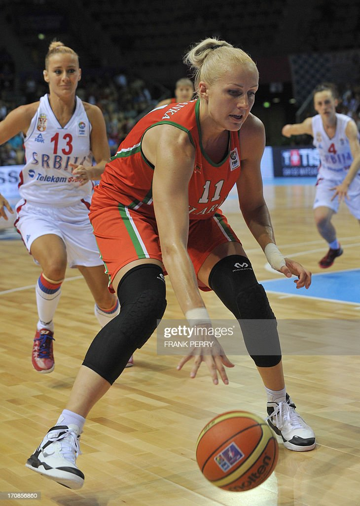 Yelena Leuchanka   Getty Images Yelena Leuchanka