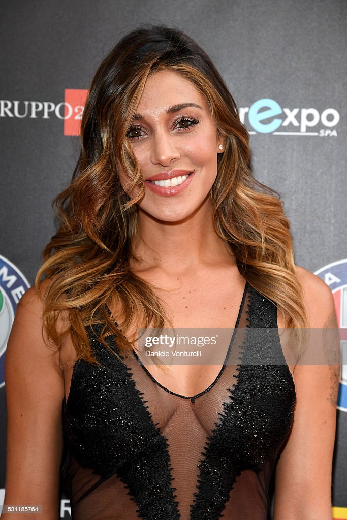 <a gi-track='captionPersonalityLinkClicked' href=/galleries/search?phrase=Belen+Rodriguez&family=editorial&specificpeople=5618507 ng-click='$event.stopPropagation()'>Belen Rodriguez</a> walks the red carpet of Bocelli and Zanetti Night on May 25, 2016 in Rho, Italy.