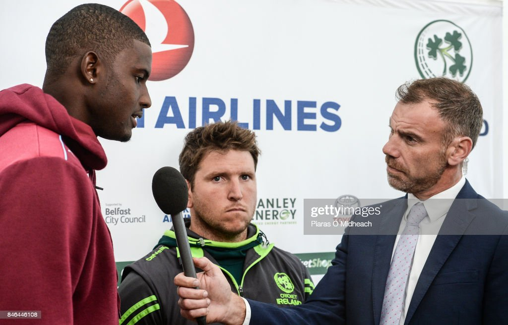 Ireland v West Indies - One Day International