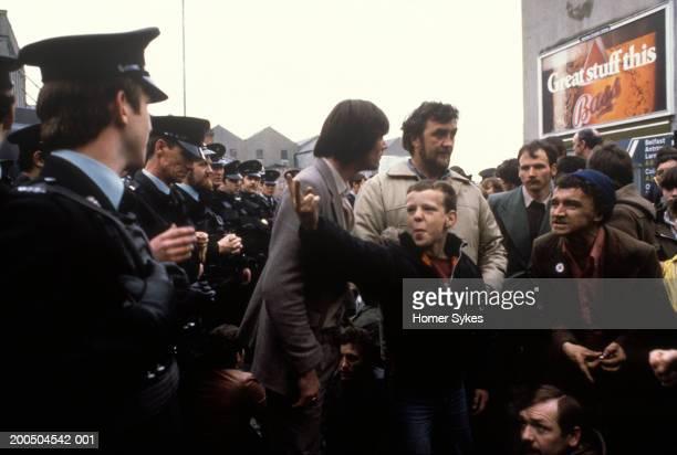 Belfast Northern Ireland 1980