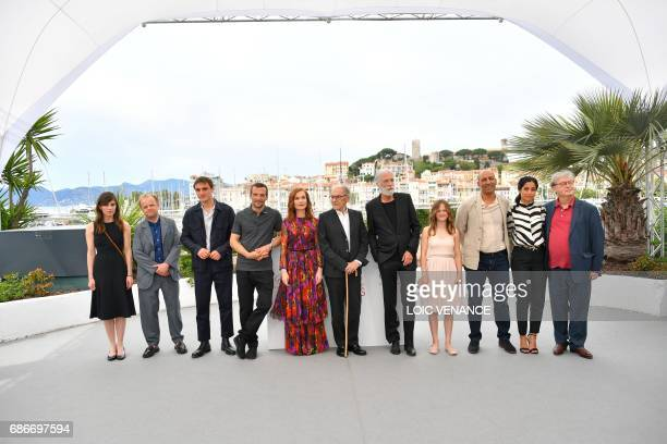 Belgian actress Laura Verlinden British actor Toby Jones Belgian actor Franz Harduin French actor Mathieu Kassovitz French actress Isabelle Huppert...