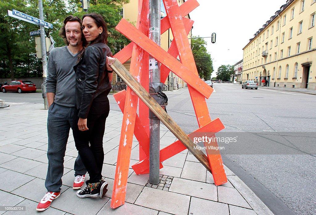 Arne Quinze Unveals Kunstareal Cornerstones