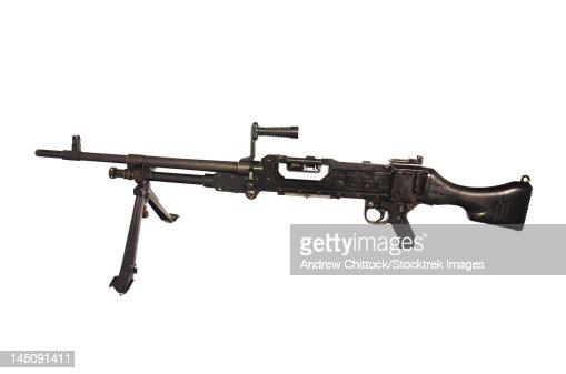 belgian machine gun
