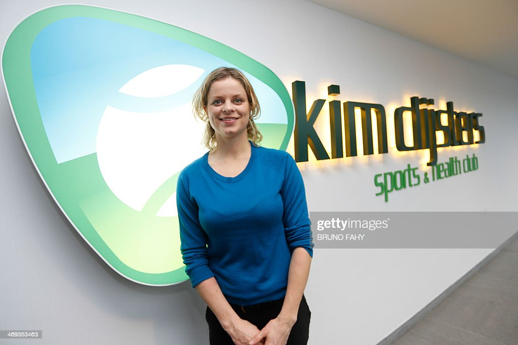 Kim Clijsters 2014