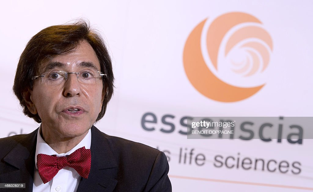 belgian-prime-minister-elio-di-rupo-delivers-a-speech-during-a-visit-picture-id468328319