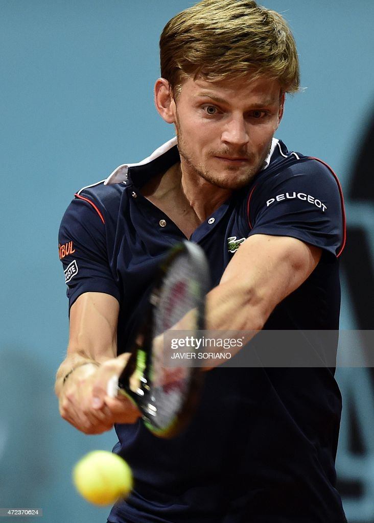 David Goffin | Getty Images