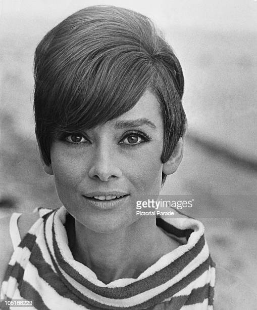 Belgianborn actress Audrey Hepburn as she appears in 'Two for the Road' directed by Stanley Donen 1967