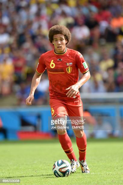 Belgium's Axel Witsel