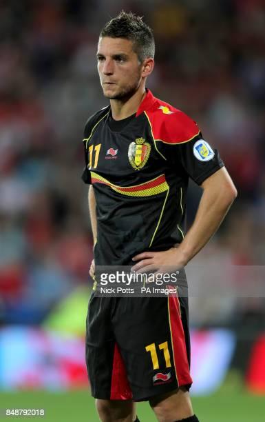 Belgium's Dries Mertens