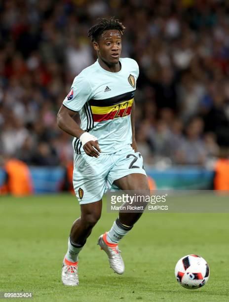 Belgium's Michy Batshuayi