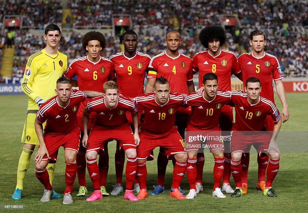 Cyprus v Belgium - UEFA EURO 2016 Qualifier | Getty Images