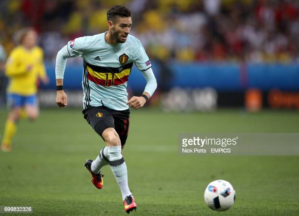 Belgium's Yannick Ferreira Carrasco