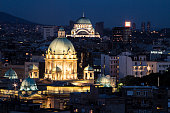 Belgrade - Serbia, Night