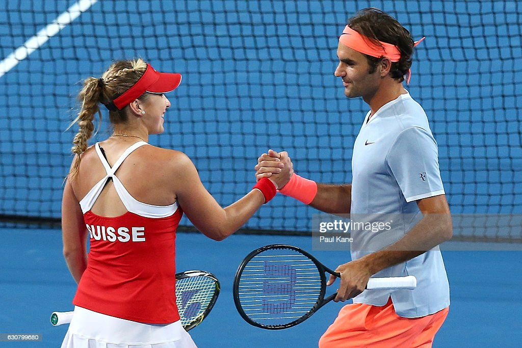 2017 Hopman Cup - Day 2