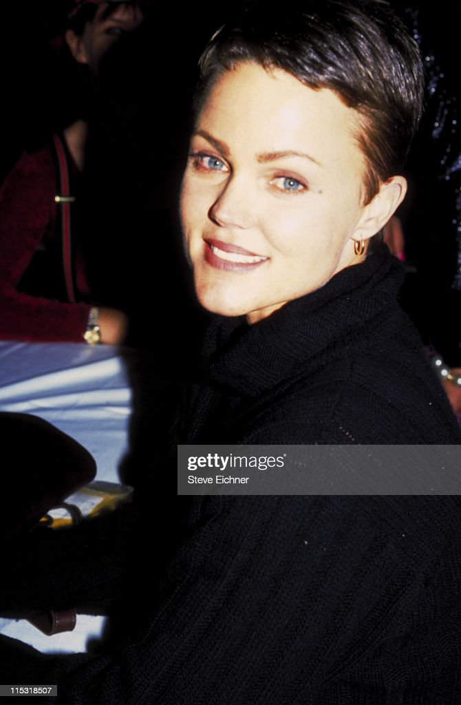 Belinda Carlisle of the GoGo's during The GoGo's at Metronome October 23 1994 at Metronome in New York City New York United States