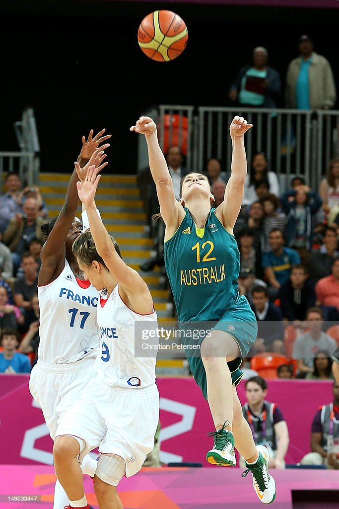 Olympics Day 3 - Basketball