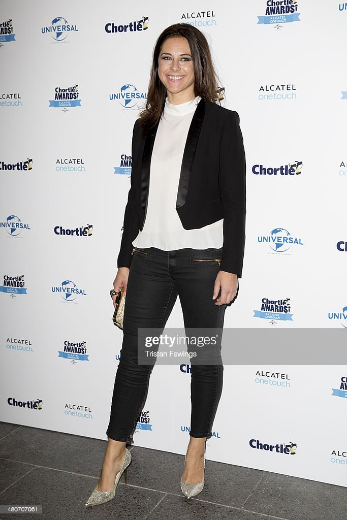 Belinda Stuart-Wilson attends the Chortle Awards at Ministry Of Sound on March 26, 2014 in London, England.