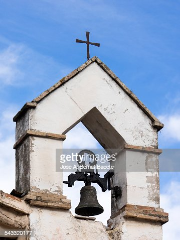 Bell of a small hermitage